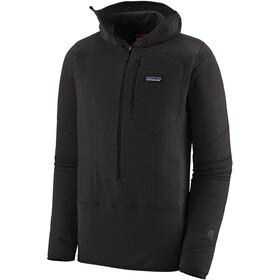 Patagonia R1 Pullover Hoody Herre black